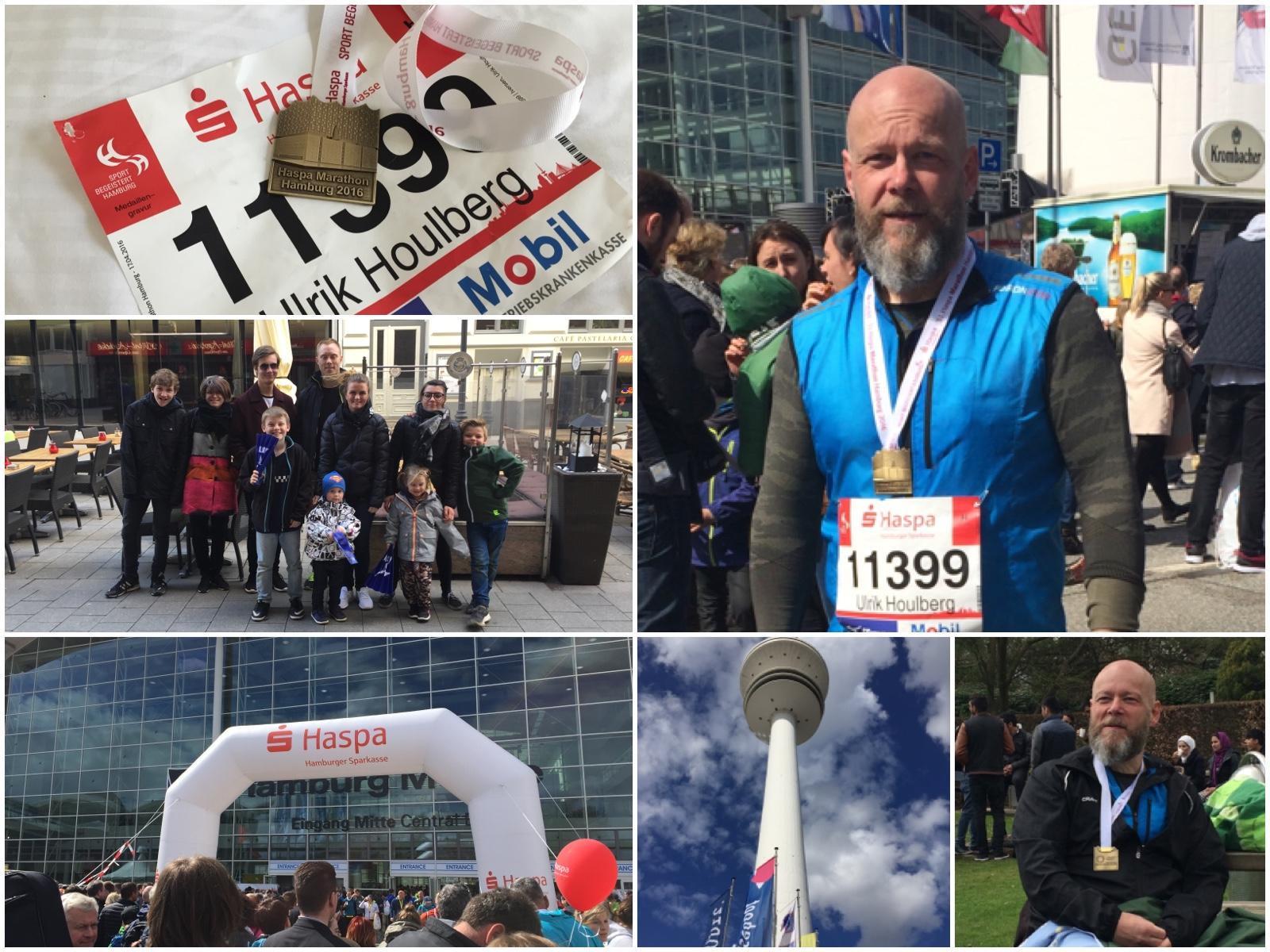 31. Haspa Hamburg Marathon 2016