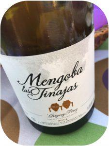 2014 Bodegas Mengoba, Mengoba las Tinajas, Bierzo, Spanien