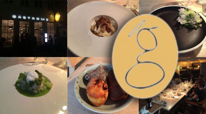 Fuld gas på Gastronomé … og opvarmning på S'vinbar