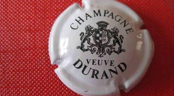 N.V. Schenk, Veuve Durand Réserve Brut, Champagne, Frankrig