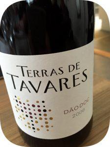 2006 Terras de Tavares, Vinho Tinto, Dão, Portugal