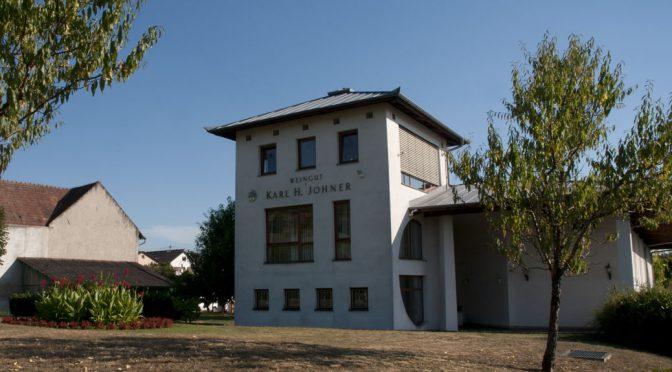 2011 Weingut Karl H. Johner, Weisser Burgunder & Chardonnay, Baden, Tyskland