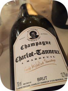 2006 Charlot-Tanneux, Cuvée Micheline Tanneux, Champagne, Frankrig