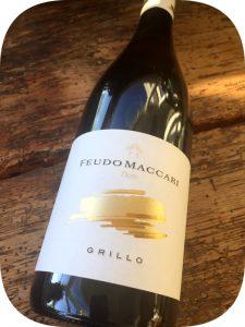 2014 Feudo Maccari, Grillo, Sicilien, Italien