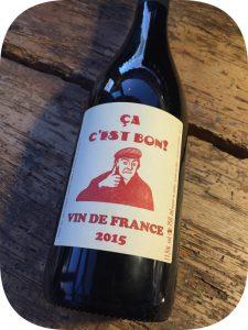 2015 Laurent Lebled, Ça C'est Bon!, Loire, Frankrig