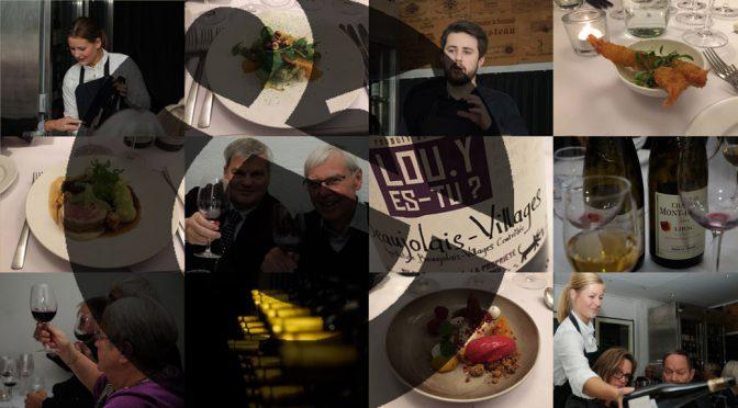 Et besøg på den franske Restaurant ET … igen