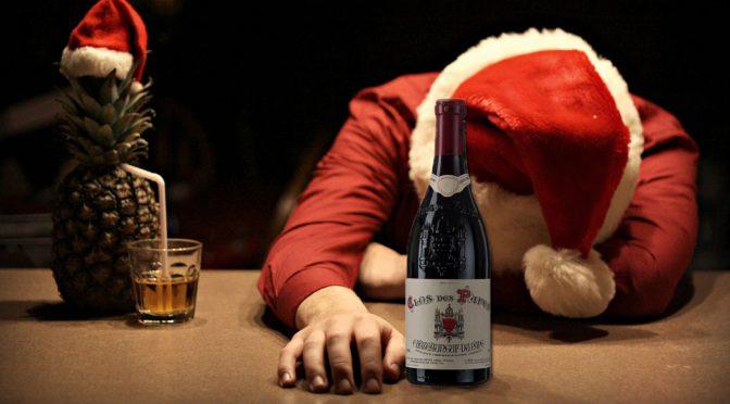 Rend mig i de vinøse juletraditioner