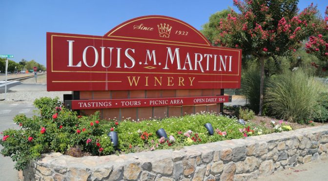 2010 Louis M. Martini Winery, Napa Valley Cabernet Sauvignon, Californien, USA
