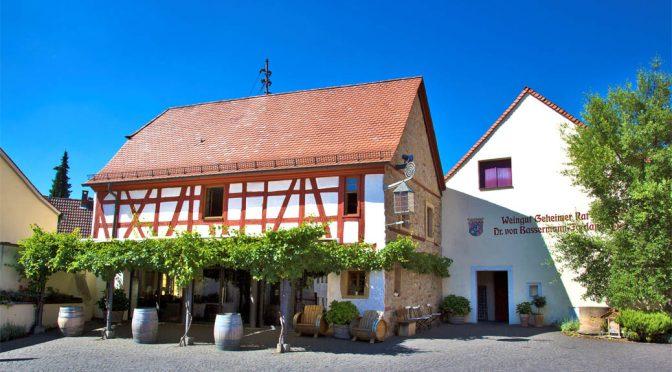 2016 Weingut Geheimer Rat Dr. Von Bassermann-Jordan, Weisser Burgunder, Pflaz, Tyskland