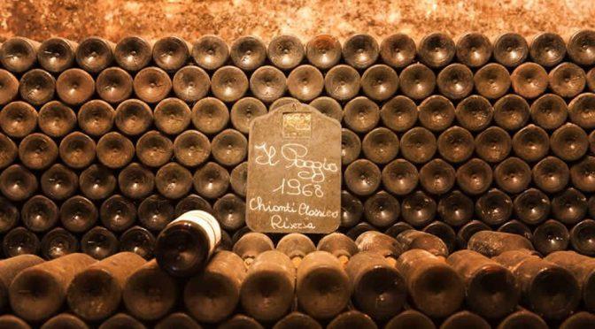 1968 Castello di Monsanto, Chianti Classico Riserva Il Poggio, Toscana, Italien