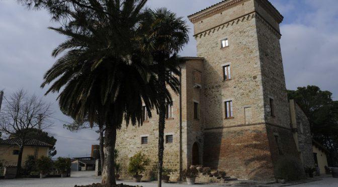 Besøg hos Fattoria Le Mure Saracene … aka Cantina Goretti