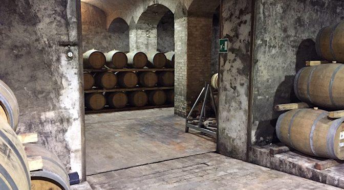 Besøg på Scacciadiavoli … med djævelsk fin vinsmagning