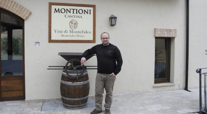Besøg hos Montioni … rar vinmager & olivenpresser