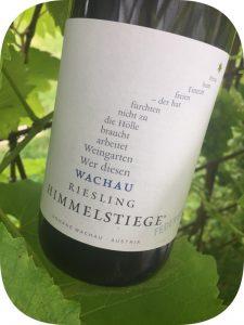 2016 Domäne Wachau, Riesling Federspiel Himmelstiege, Wachau, Østrig