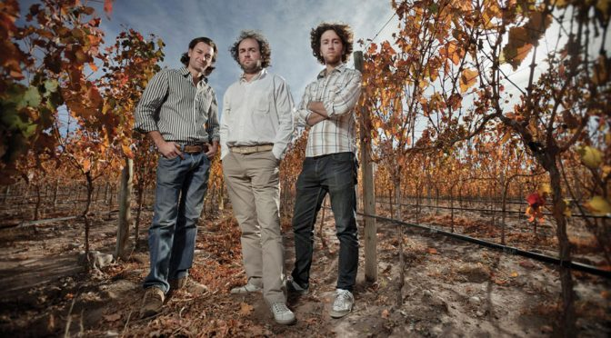 2014 Zorzal Wines, Malbec Terroir Único, Mendoza, Argentina