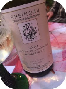 2016 Weinbau Markus Störzel, Rüdesheimer Drachenstein Riesling Kabinett, Rheingau, Tyskland