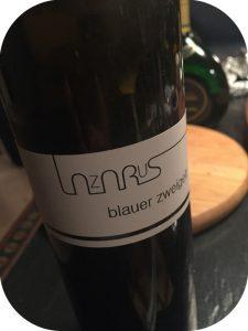 2013 Weingut Lazarus, Blauer Zweigelt, Weststeiermark, Østrig