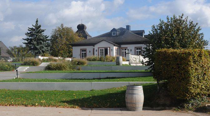 Besøg hos Weingut Schloß Schönborn … i et adeligt spor