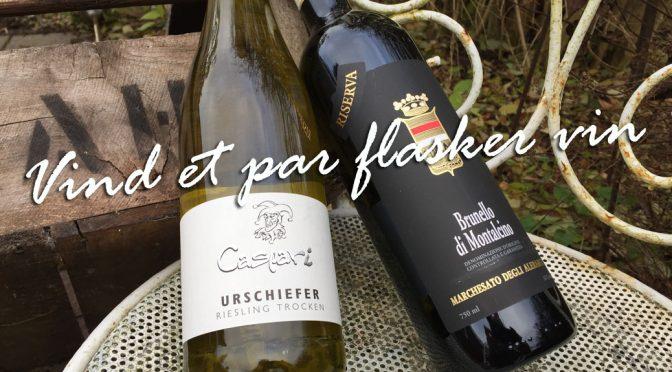 Houlbergs konkurrence … vind et par flasker vin