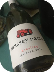 2016 Glover Family Vineyards, Massey Dacta Riesling, Waipara, New Zealand