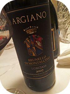 2007Tenuta di Argiano, Brunello di Montalcino L'Orciaia, Toscana, Italien