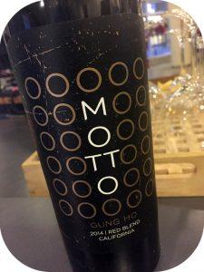2014 Motto Wines, Gung Ho Red Blend, Californien, USA