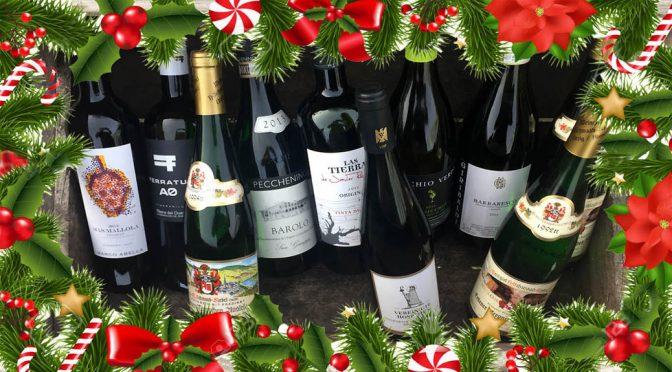 Jul hos jeres flittige vinblogger … og lidt om vin til juleanden