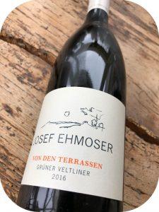 2016 Weingut Josef Ehmoser, Grüner Veltliner Von den Terrassen, Wagram, Østrig