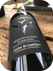 2014 Feudi Bizantini, Il Rabdomante Montepulciano D'Abruzzo, Abruzzo, Italien