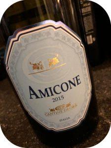 2015 Cantine di Ora, Amicone Bianco Veneto IGT, Veneto, Italien