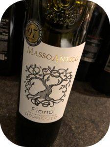 2017 Cantine di Ora, Masso Antico Fiano del Salento IGT, Puglia, Italien
