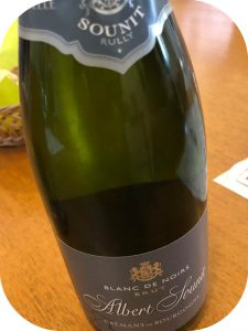 2016 Albert Sounit, Crémant de Bourgogne Blanc de Noirs Brut, Bourgogne, Frankrig