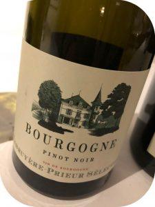 2014 Bruyére-Prieur Sélection, Bourgogne Pinot Noir, Bourgogne, Frankrig