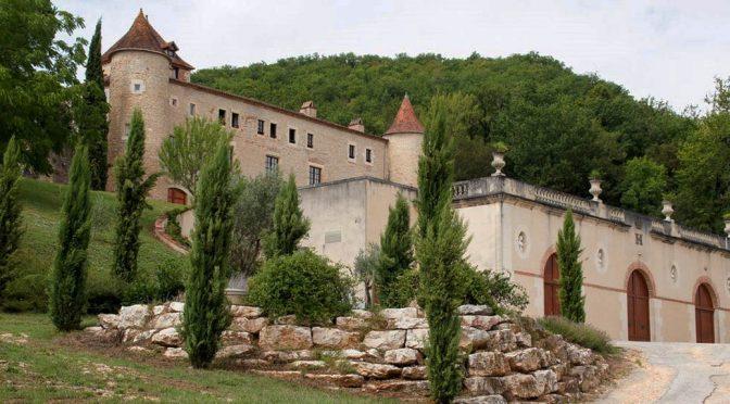 2014 Château de Cayx, Cahors Malbec, Cahors, Frankrig