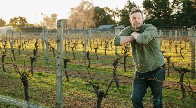 2016 Glover Family Vineyards, Zephyr Pinot Noir, Marlborough, New Zealand