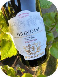 2011 Angelo Rocca & Figli, Brindisi Rosso Riserva Winemaker´s Collection, Puglia, Italien