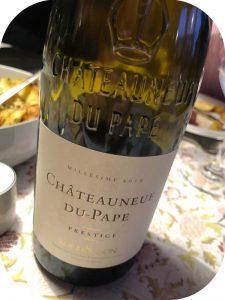 2010 Domaine Roger Sabon, Châteauneuf-du-Pape Prestige, Rhône, Frankrig