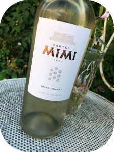 2015 Castel Mimi, Chardonnay, Codru, Moldova