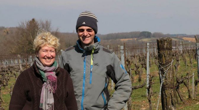 2016 Domaine Champ Divin, Pinot Noir, Jura, Frankrig