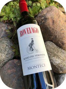 2017 Monteci, Roveiago Rosso del Veronese, Veneto, Italien