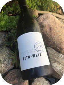2017 Weingut Peth-Wetz, Weisser Burgunder & Chardonnay Editio Classica, Rheinhessen, Tyskland
