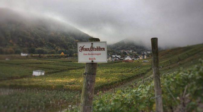 2011 Weingut Jean Stodden, Spätburgunder JS, Ahr, Tyskland