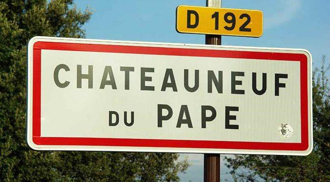 2010 Xavier Vignon, Arcane V Le Pape Châteauneuf-du-Pape, Rhône, Frankrig