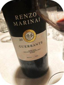 2006 Renzo Marinai, Guerrante Rosso, Toscana, Italien