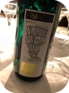2016 Weingut Franzen, Bremmer Calmont Fachkaul Riesling GG, Mosel, Tyskland