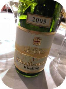 2009 Famille Hugel, Riesling Schoelhammer, Alsace, Frankrig