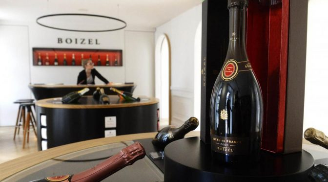 2000 Boizel, Joyau de France, Champagne, Frankrig