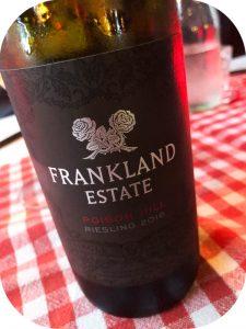 2016 Frankland Estate, Poison Hill Vineyard Riesling, Western Australia, Australien