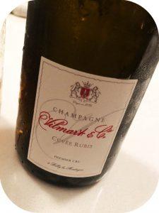 N.V. Vilmart & Cie, Cuvée Rubis Brut Premier Cru, Champagne, Frankrig