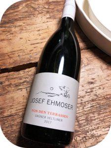 2017 Weingut Josef Ehmoser, Grüner Veltliner Von den Terrassen, Wagram, Østrig